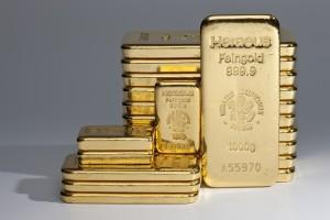 valeur de l'once d'or